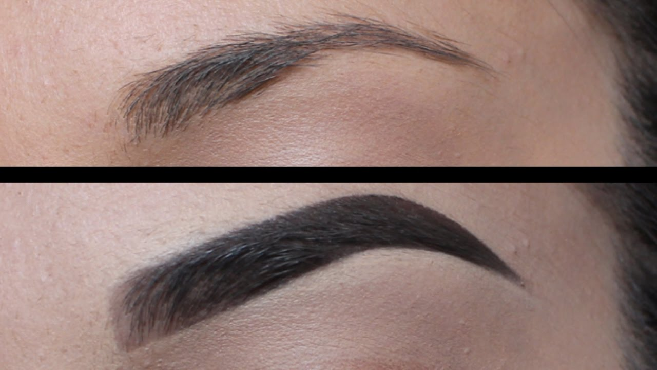 how to fill in your eyebrows a step by step tutorial e fashionforyou